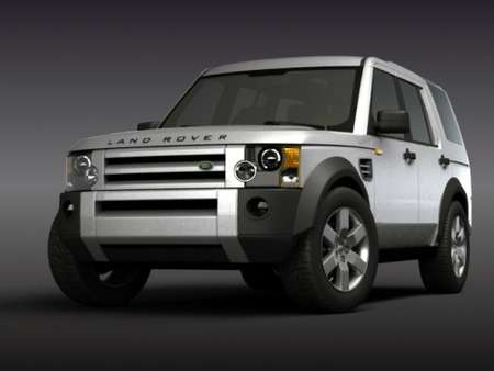 Land-Rover Discovery 3 #9821565