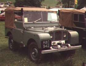 Land Rover Series 1 #8819216