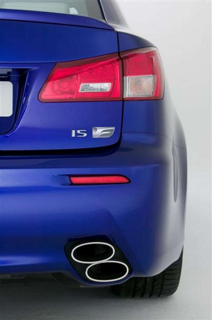 Lexus IS-F #9056506