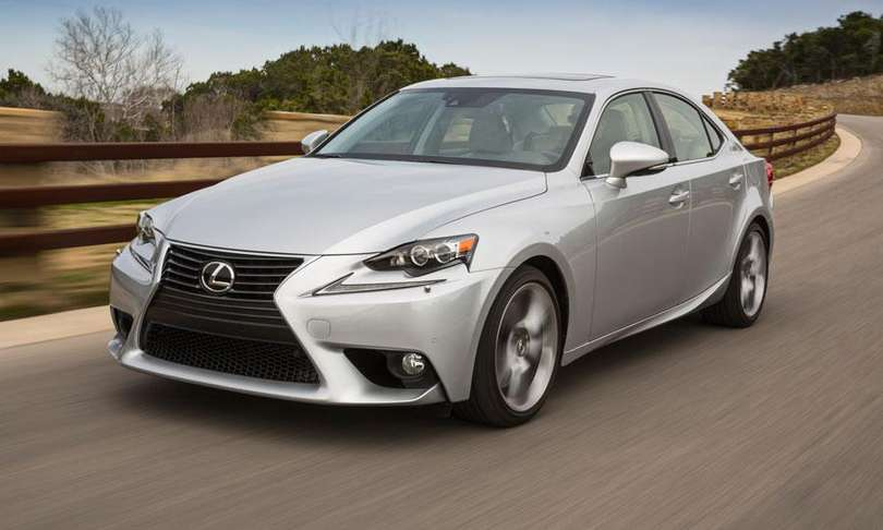 Lexus IS 350 #9433726
