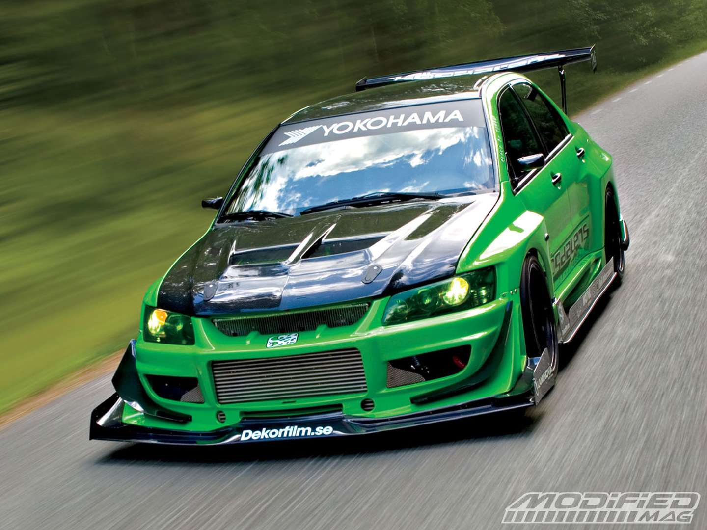 Mitsubishi Evolution #7229613