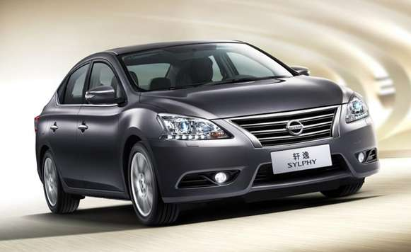 Nissan Sylphy #8758210