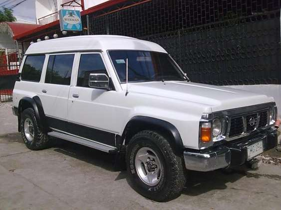 Nissan Safari #9822423