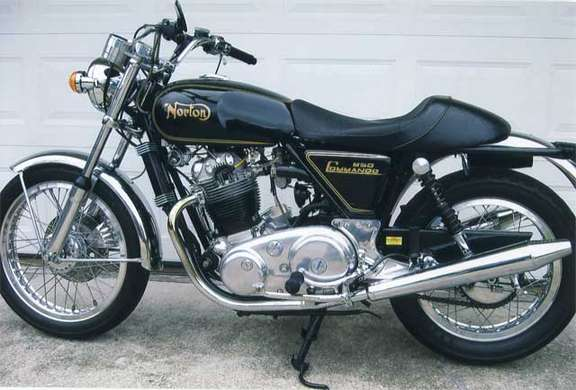 Norton Commando 850 #7197156