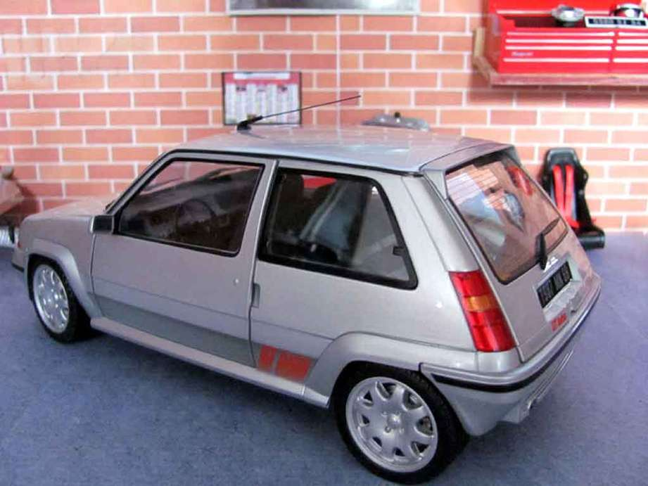 Renault 5 GT Turbo #9990633