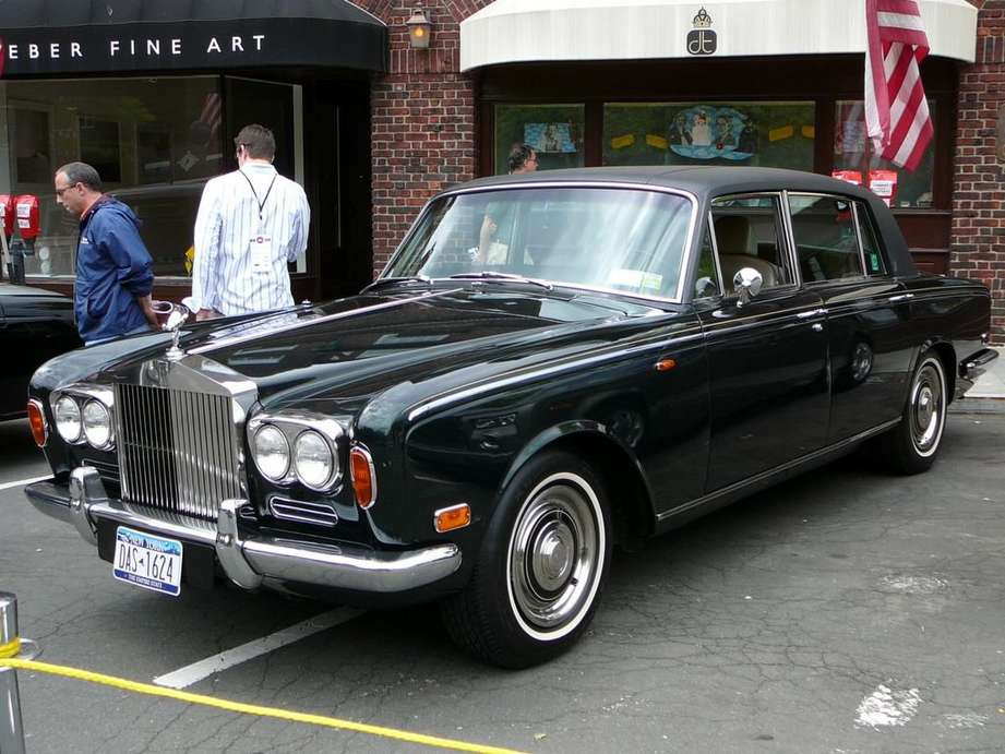 Rolls-Royce Silver Shadow #9686970