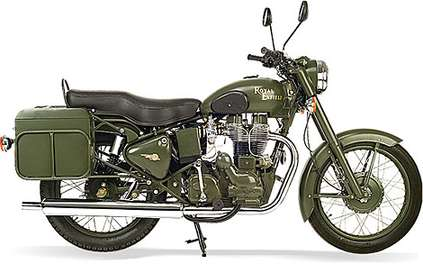 Royal Enfield Bullet 500 #9351976