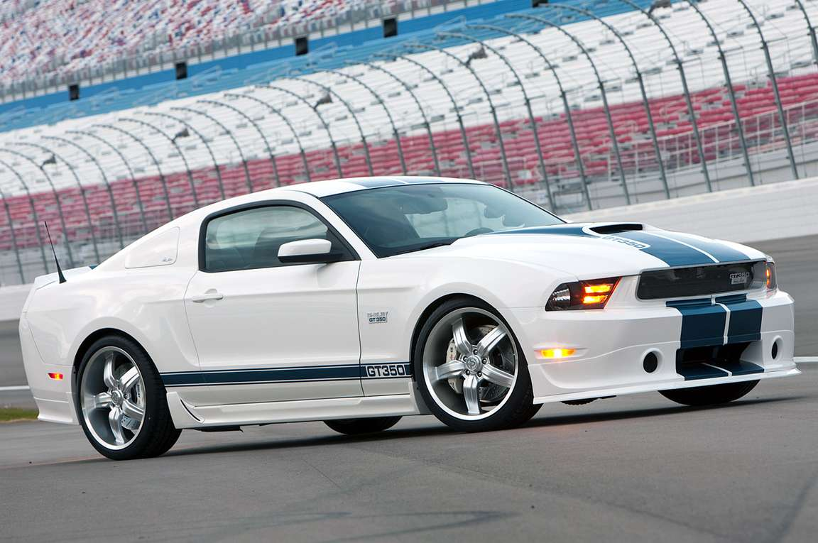 Shelby GT350 #7307867