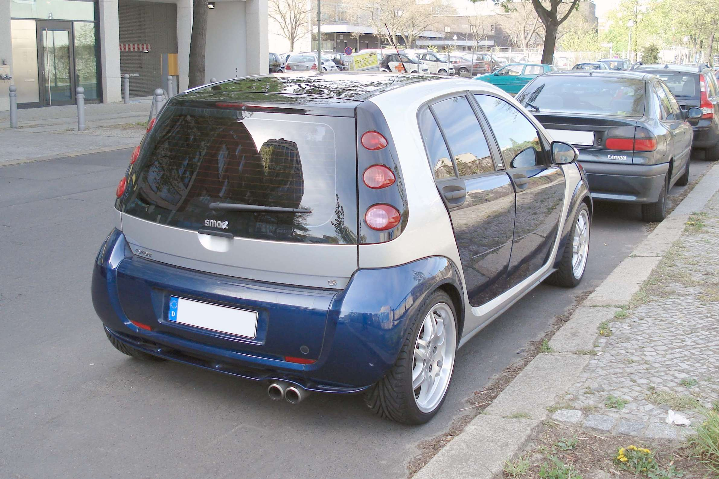 Smart Forfour Brabus #8271756
