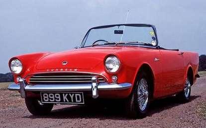 Sunbeam Alpine #7844374