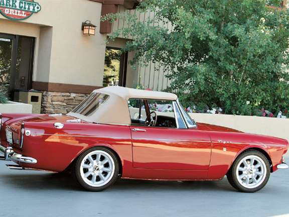 Sunbeam Tiger #8744992