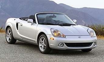 Toyota MR2 Spyder #9397567