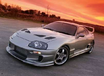 Toyota Supra Twin Turbo #9314764