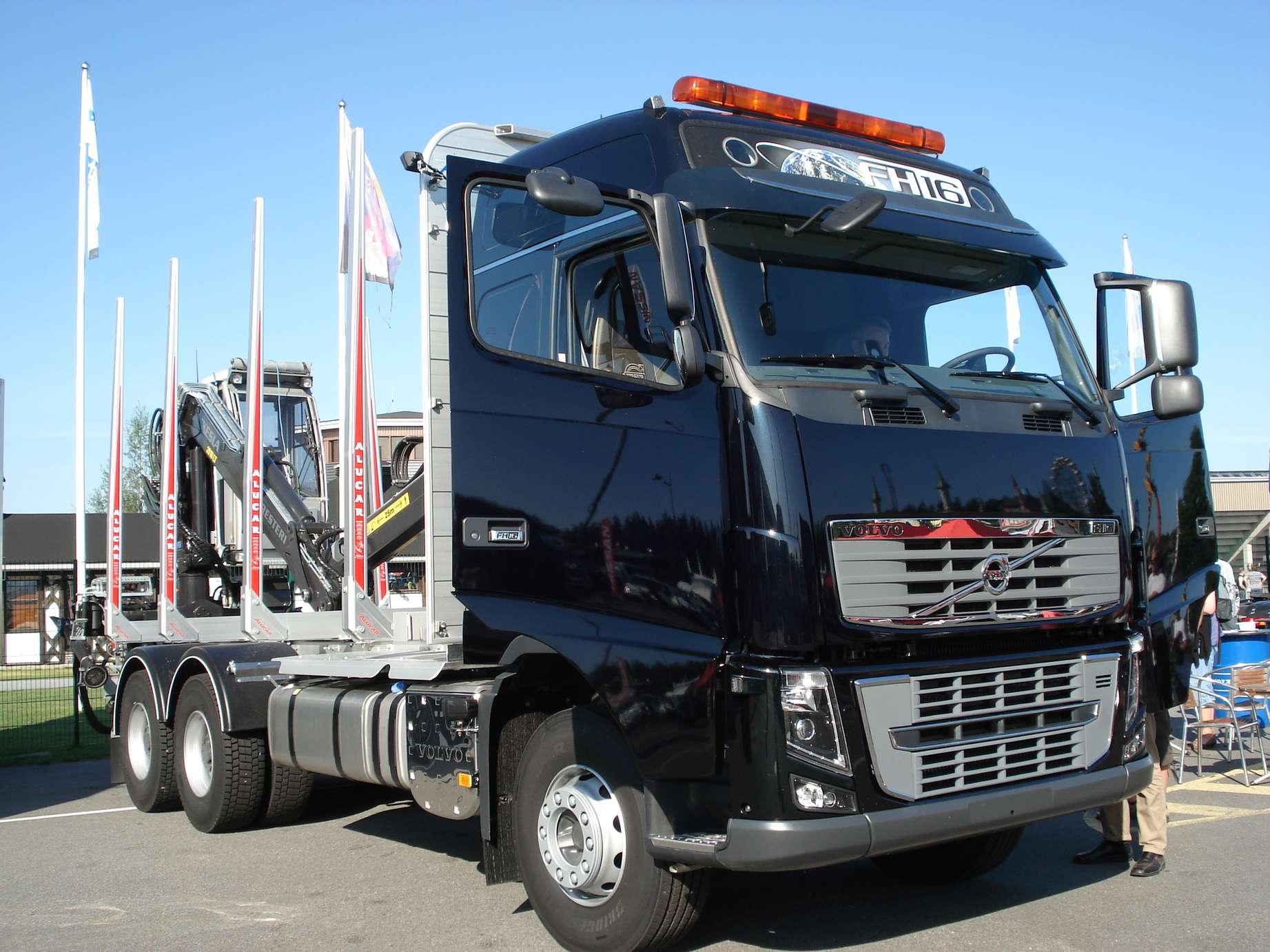 Volvo FH16 #8558859