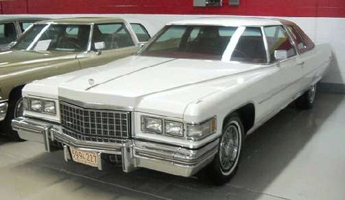 Cadillac Coupe DeVille #7530380