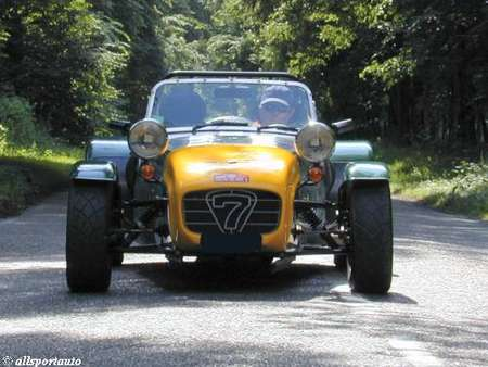 Caterham Super Seven #8168343