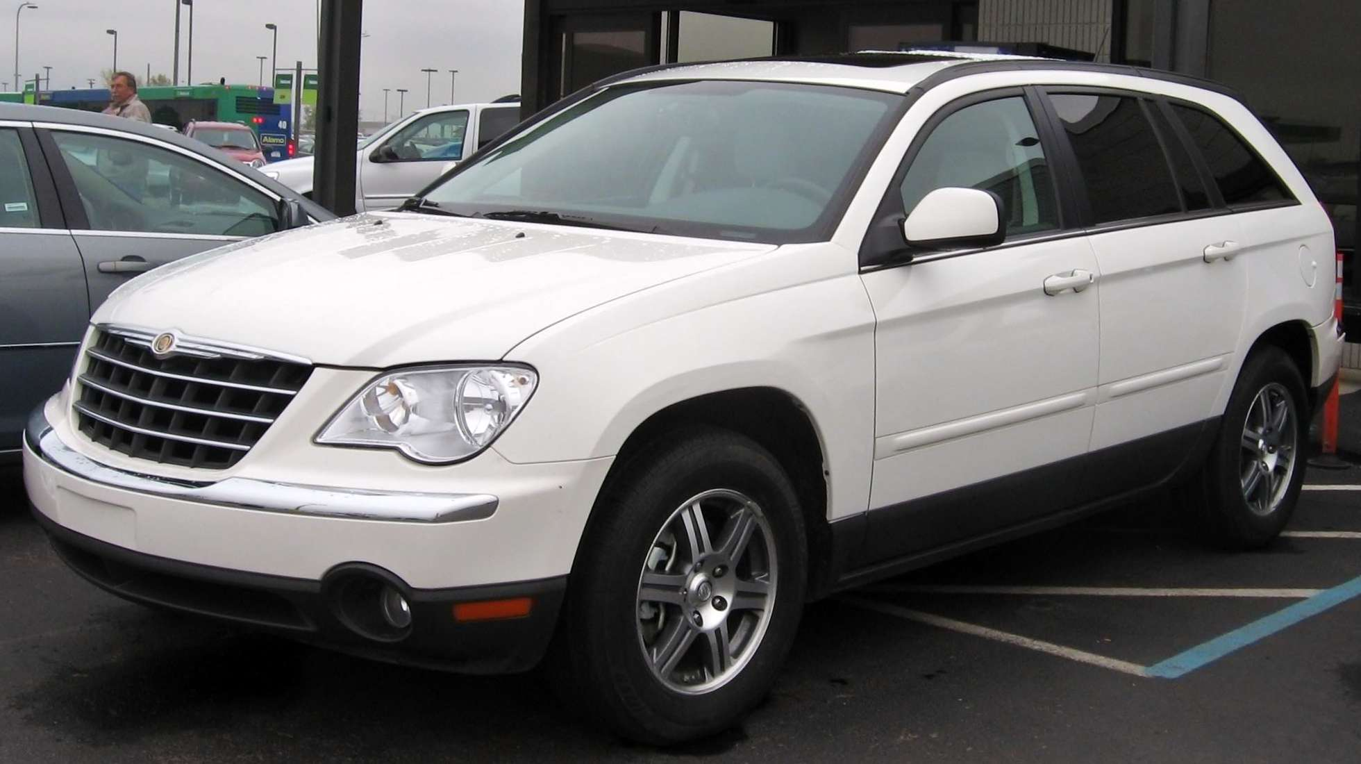 Chrysler Pacifica #8664471
