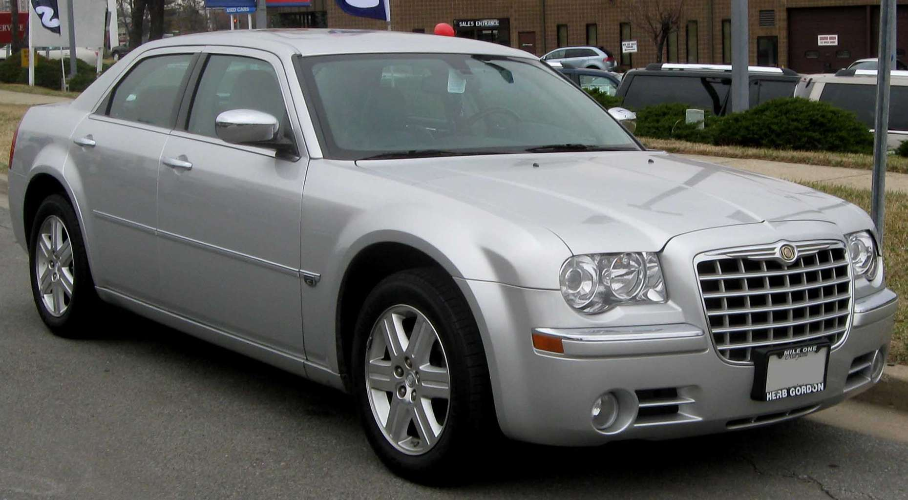 Chrysler 300 C #8943925