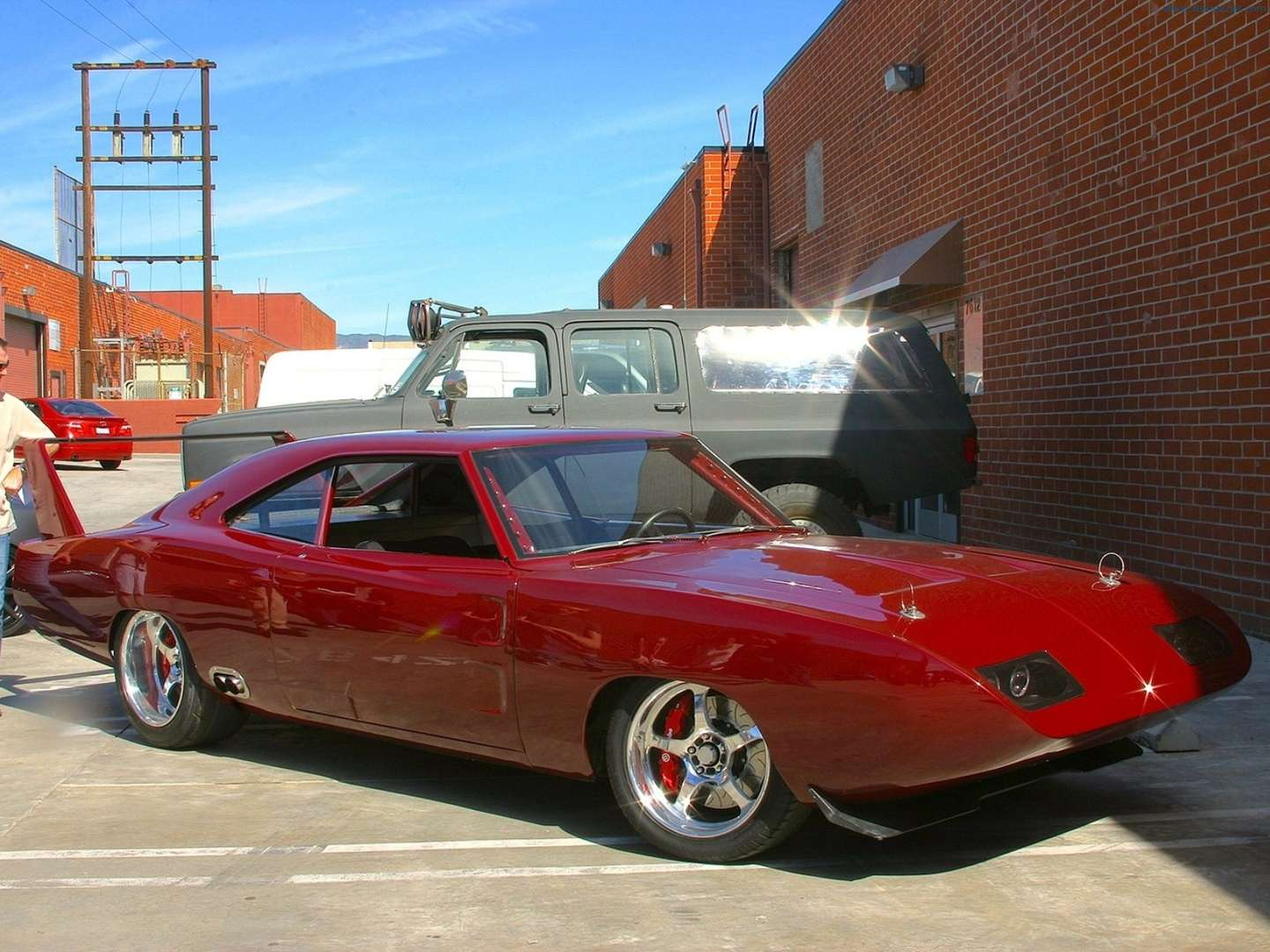 Dodge Daytona #8568959