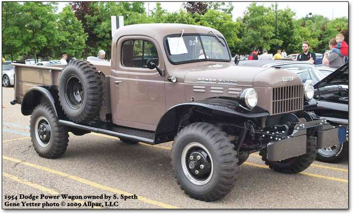 Dodge Power Wagon #8979463