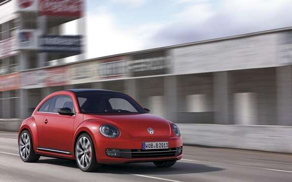 Volkswagen Beetle 2012: More realistic prices