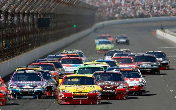NASCAR Indianapolis instead of Montreal in 2012?