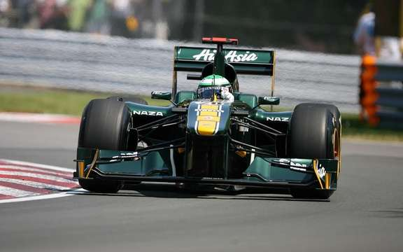 The ambitions of Team Lotus