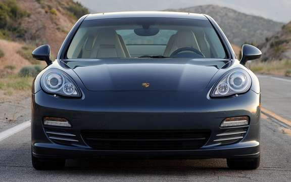 Porsche Panamera: From one extreme to another