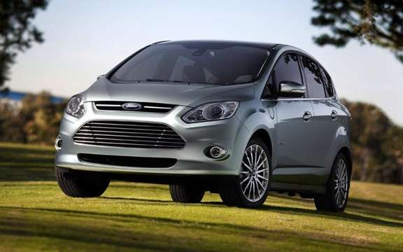 Ford C-Max Hybrid and Plug-in Hybrid: The only versions available
