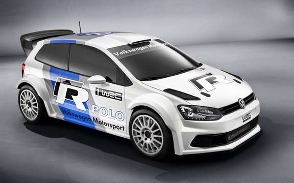 Volkswagen Polo R WRC: On the track of 2013