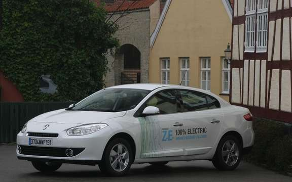 The Renault-Nissan Alliance to Challenge Bibendum with 100% electric vehicles