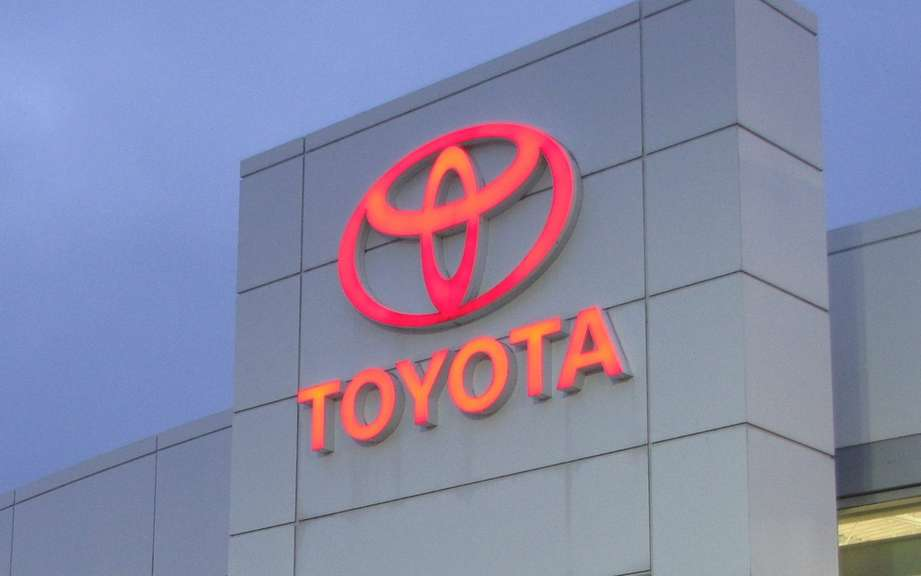 Toyota remains the world's number 1