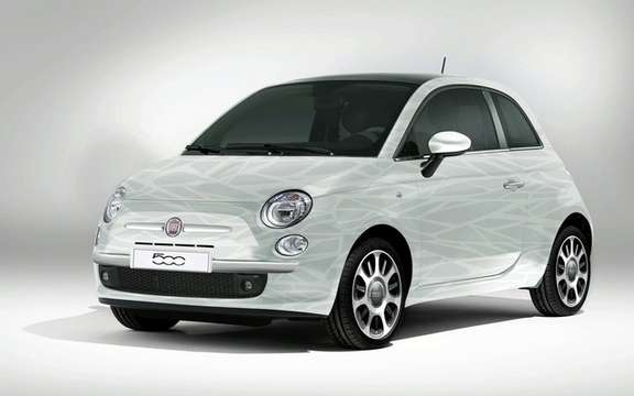 Fiat 500 TwinAir hybrid: Competition forces