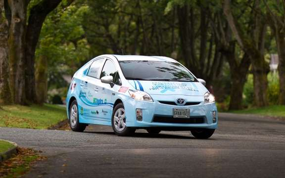 Toyota Canada presents Green Expo in Ottawa