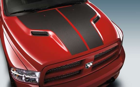 The Ram truck is the most accessorized vehicle Chrysler Canada