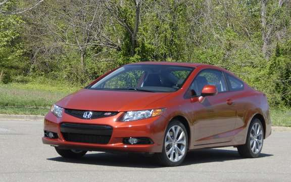 Honda Civic 2012: Two more months to wait