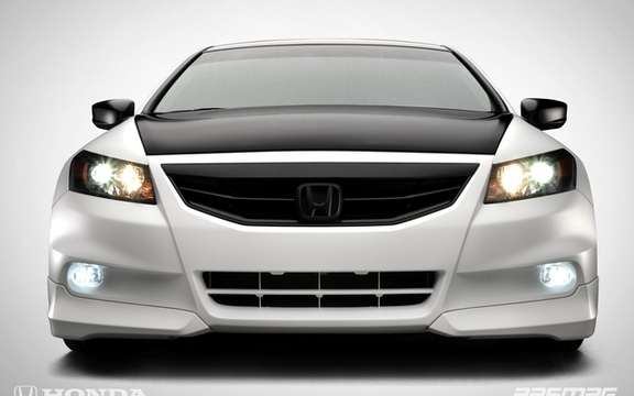 Honda Accord and CR-Z REMIX Edition picture #2