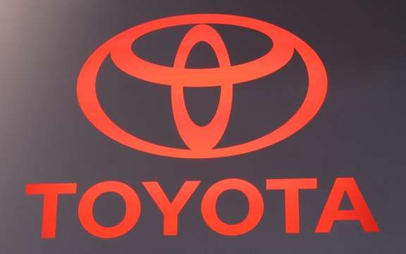 Toyota gradually resumed production activities in Japan