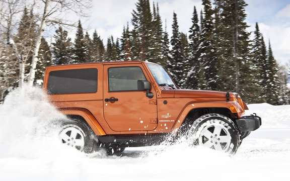 Jeep Wrangler SRT8: Mike Manley think about it seriously