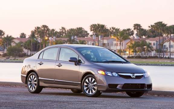 Honda Civic: Always the best selling car in Canada picture #2