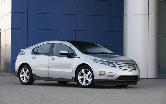Hydro-Quebec believes in the virtues of the Chevrolet Volt