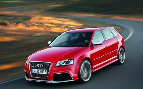 Audi RS3 Sportback: The Ultimate European declination