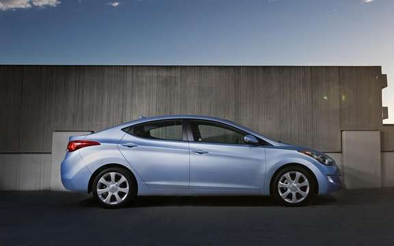 Hyundai Elantra 2011: A highly anticipated version 5 picture #3