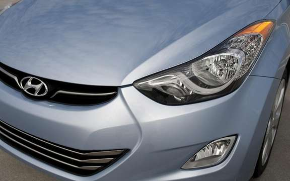 Hyundai Elantra 2011: A highly anticipated version 5 picture #4