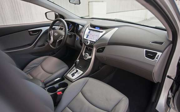 Hyundai Elantra 2011: A highly anticipated version 5 picture #7