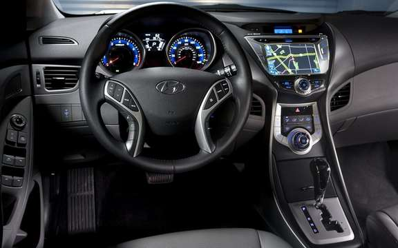 Hyundai Elantra 2011: A highly anticipated version 5 picture #8