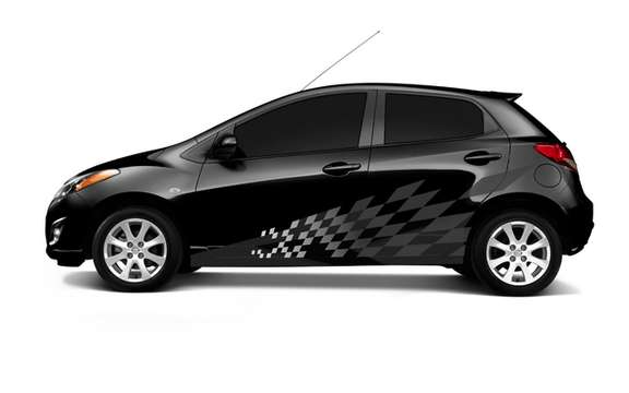 Mazda2: A car that makes you feel good about yourself! picture #1