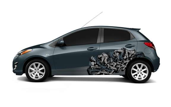 Mazda2: A car that makes you feel good about yourself! picture #3