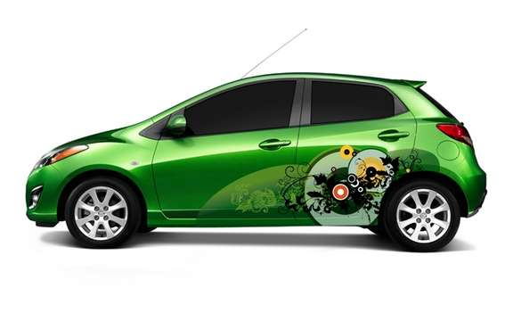 Mazda2: A car that makes you feel good about yourself! picture #4