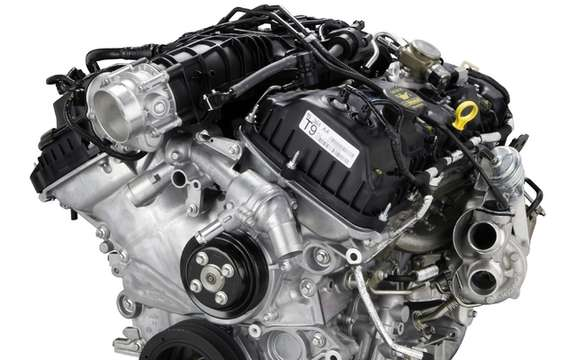 Ford F-150 2011: New engines cleaner